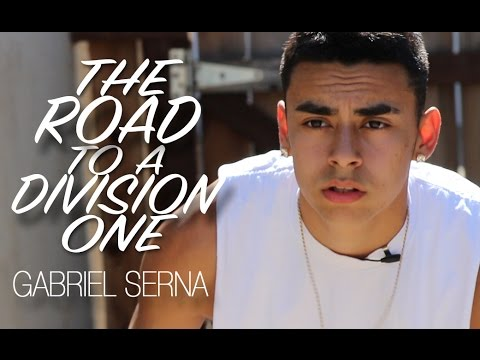 Amazing Basketball Documentary - The Road To A Division One | Gabriel Serna Story