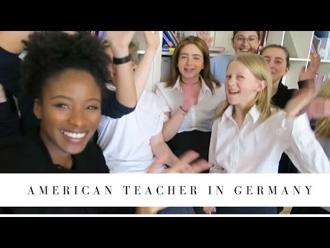 American Teacher In Germany