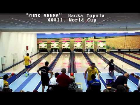 Funk Arena 27 WORLD CUP SEMIFINAL ZAPRESIC-BEOGRAD video2