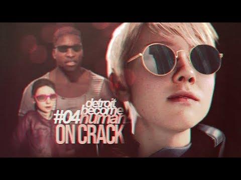 Detroit Become Human/ Kara/Alice & Luther (Crack - pt.4)