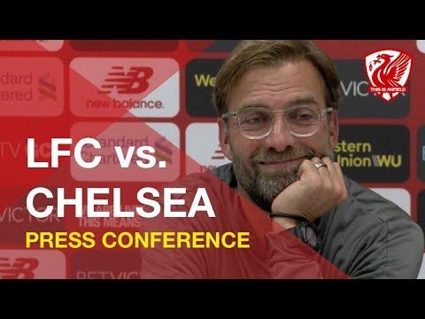 Jurgen Klopp Press Conference | Liverpool vs. Chelsea (League Cup)