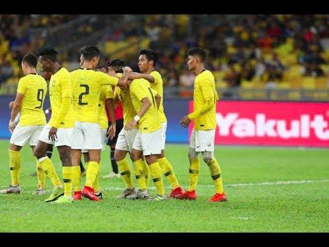 Asian Qualifiers: Timor-Leste 1 - 5 Malaysia