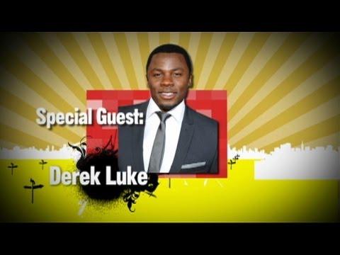 Name Check with Derek Luke  New York Post