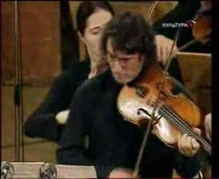 Mozart: Violino & Viola - Sinfonia Concertante - Vengerov & Bashmet - 1st Movt.Part 1