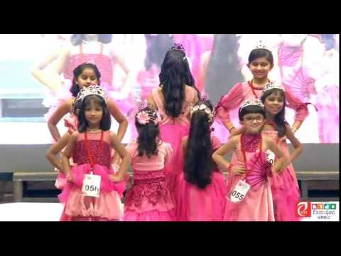 Powder Blush - IDT Gujarat Kids fashion Week 2015