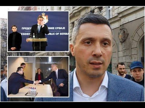 BOŠKO: U Srbiji su na vlasti izdajnici i veleizdajnici