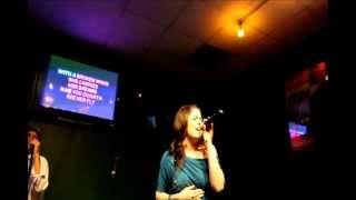 YouTube Karaoke Challenge Jessica - Broken Wing - Martina McBride