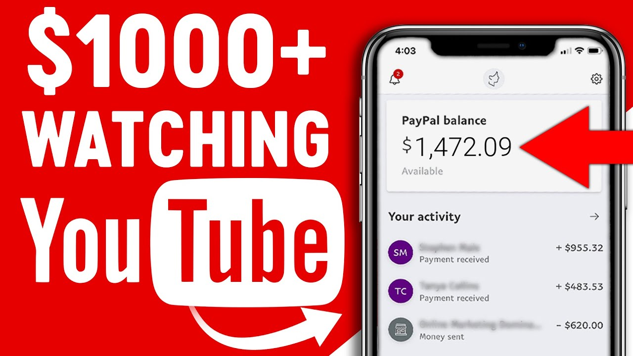 Earn money with youtube videos apps