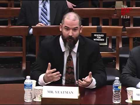 Clean Air Act expert Yeatman exposes EPA