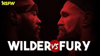 WILDER V FURY - DRAW REACTION | THE BIG FIGHT LIVE | #NSFW