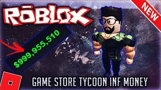✅| NEW]ROBLOX GAME STORE TYCOON| INF MONEY OP ✅