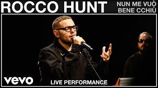 Смотреть клип Rocco Hunt - Nun Me Vuò Bene Cchiù