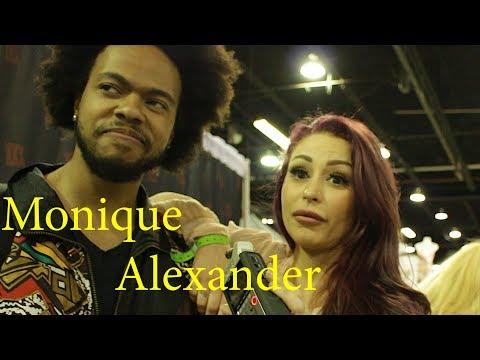 😍😍Simple Questions w/ Adu|t Performers😍 Monique Alexander