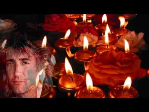 Rod Stewart-When I Need You (lyrics)