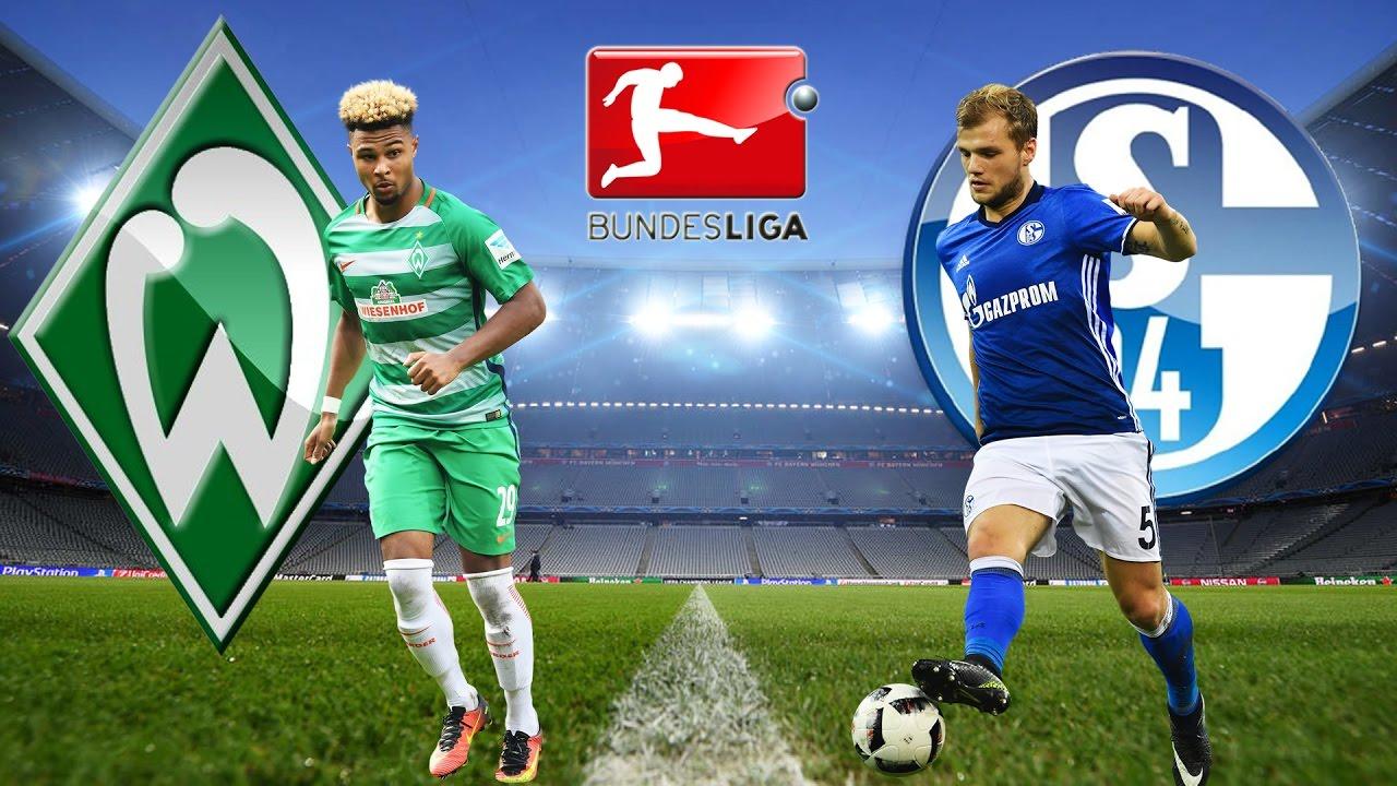 Werder Bremen Vs Schalke 04