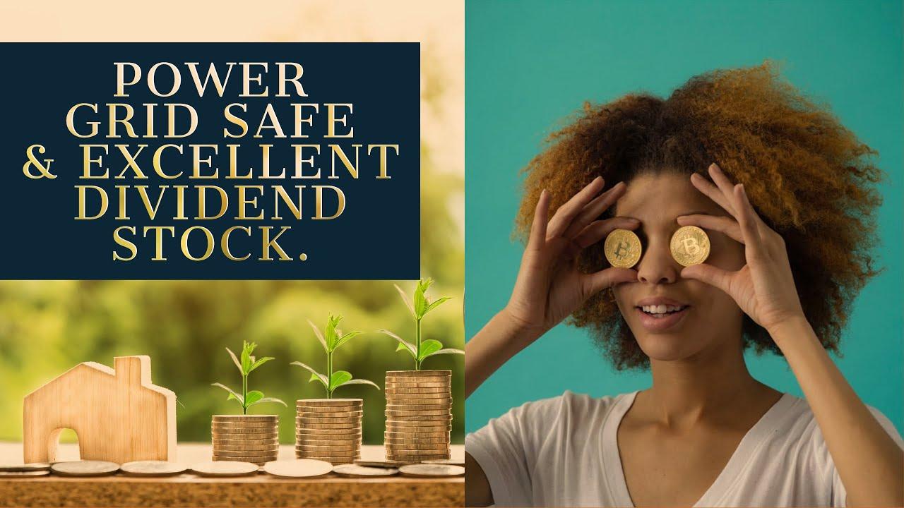 POWER GRID SAFE & EXCELLENT DIVIDEND STOCK