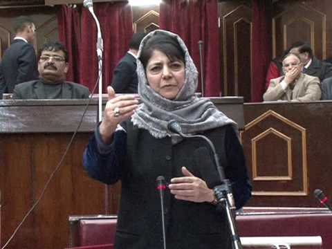 Speech of Ms Mehbooba Mufti in Legislative Council, Jammu on 16th January 2017