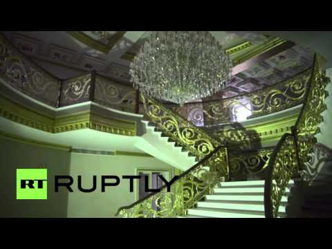 Iraq: Kurdish tycoon builds 20mil. White House replica on IS frontline