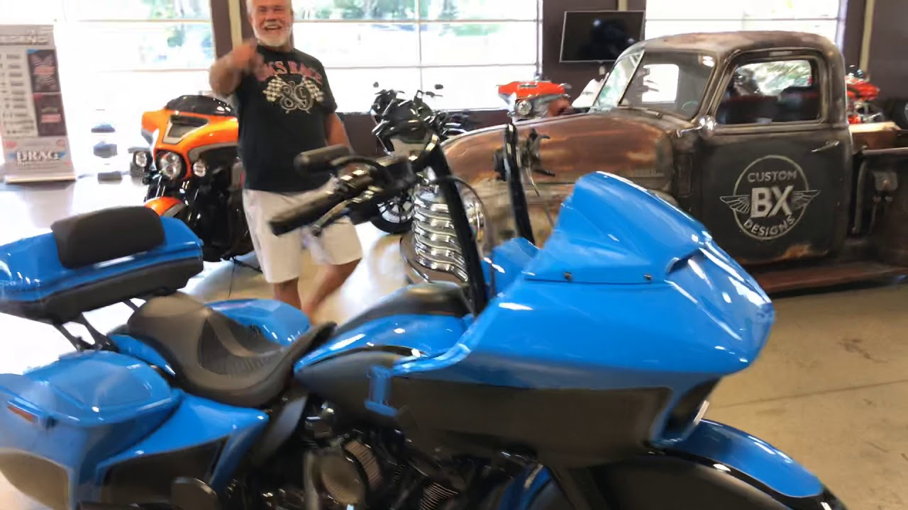 2018 Harley Davidson Road Glide >> Fat tire baggers Harley Davidson custom 704boys Road glide fat tire American Bully ...