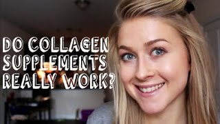 Collagen Supplements for Skin - Do They Work?