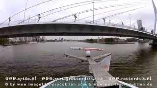 Port of Rotterdam - Hafenrundfahrt im Hafen Rotterdam Niederlande - Netherlands