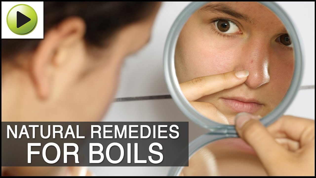 Treatment for facial boils