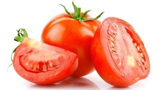 Как красиво и просто нарезать помидор для добавления в салат.