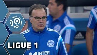 Olympique de marseille - as saint-etienne (2-1)  - résumé - (om - asse) / 2014-15