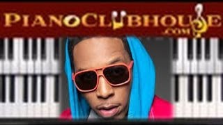 "♫ How to play ""GREAT GOD"" by Deitrick Haddon (gospel piano lesson tutorial)"