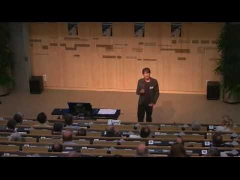 Introduction To Particle Physics (Brian Cox Lecture At CERN)