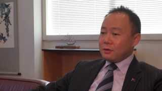 Mr Pablo Kang, Australian Ambassador to United Arab Emirates