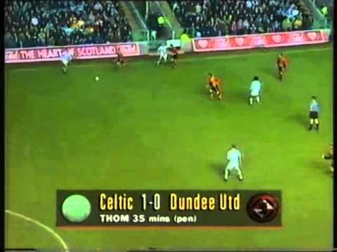 Celtic 4-0 Dundee United