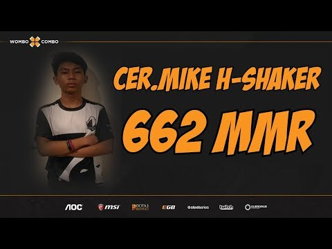 Cer.Mike.WxC Plays Earthshaker | $10 million Ekang Slam! | 662 MMR Adventures