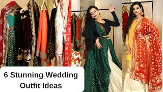 Indian wedding Outfits | Latest Indian Ethnic Wear Wedding Trends | Part-2