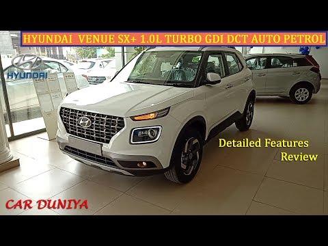 Hyundai Venue SX+ DCT Auto-Detailed Features Review