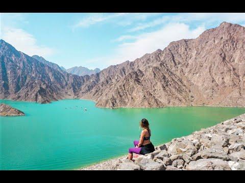 Hatta Dam Dubai United Arab Emirates