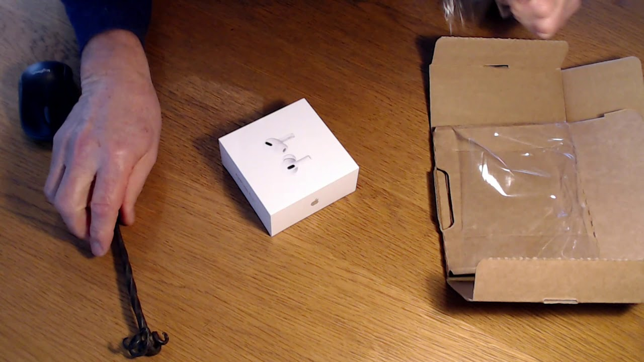 Airpods Pro Box Open 30 October 2019 Youtube