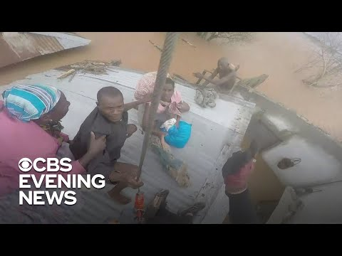 Death toll rises after powerful cyclone hits Mozambique