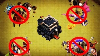 Town Hall 9 (TH9 Tested in 10 Wars) BEST WAR BASE AnTi 3 Star [AnTi Air, Valk, Hogs] Clash Of Clans