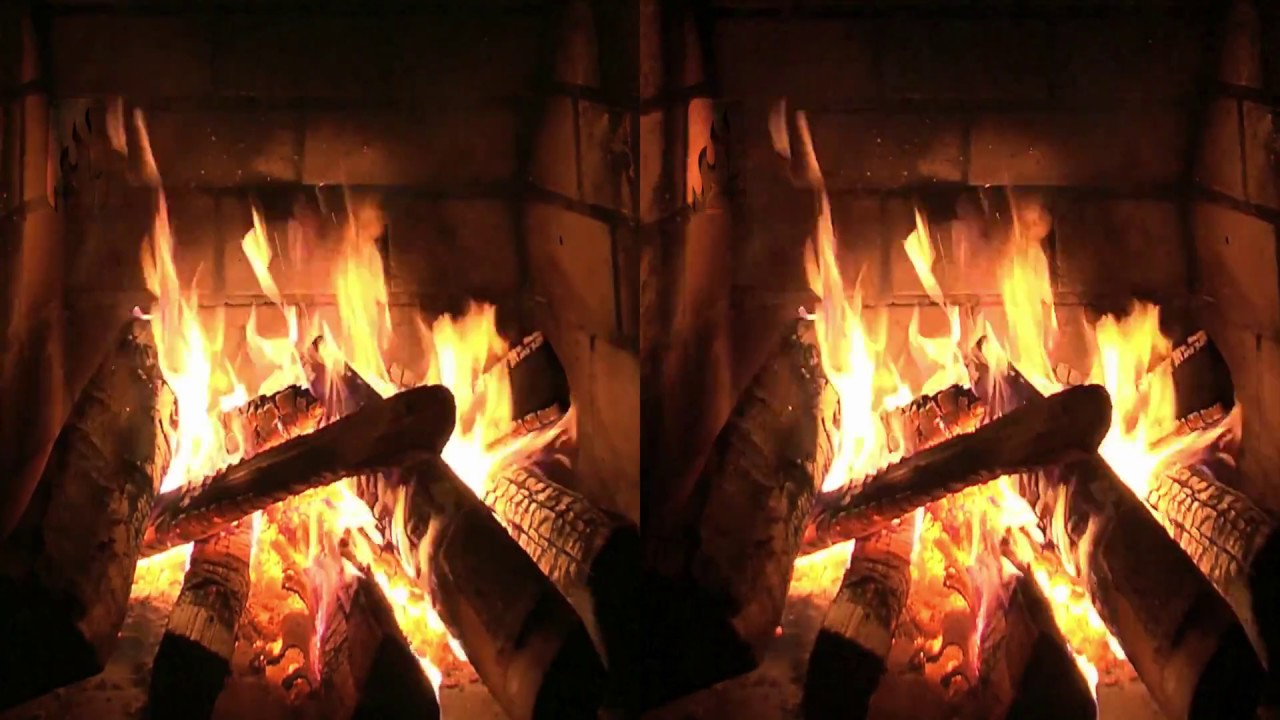 3d original fireplace video in hd quality 60 mins great sound