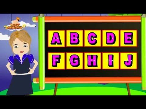 Barnesanger på norsk | Norsk alfabet | ABC sang | Alfabetsang