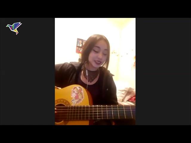 Entrevista Luna Días cantautora de la ciudad de concepción, CALLE LUNA.