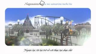 [KITI Sub] Peter Pan Syndrome ( ピーターパン・シンドローム) - buzzG ft. Hatsune Miku (Vocaloid Vietsub)
