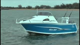 Seay Jay Aluminium Boats - Plate Xtreme  - 5.6 Pursuit