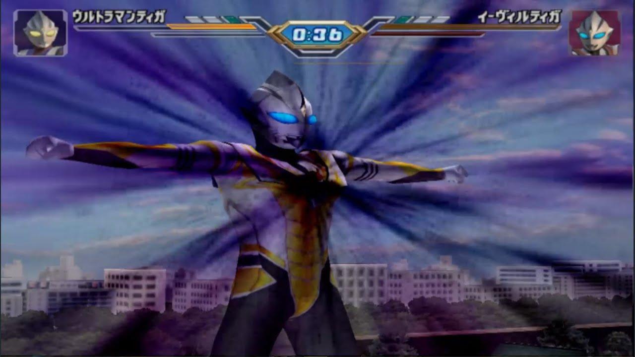 ウルトラマン Juggler FanArt Mod Texture Ultraman FE3 Story Mode Gameplay PS2