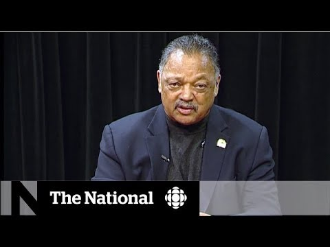 Jesse Jackson on MLK's legacy on anniversary of assassination