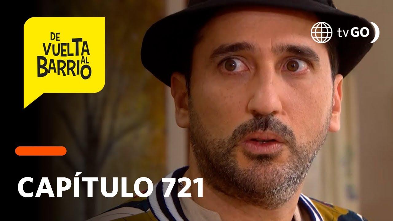Download De Vuelta al Barrio 4: Pepo descubrió que Anita sueña con él (Capítulo 721)