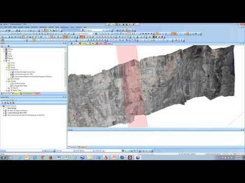 Geological Modelling - Integration of Sirovision & Studio3