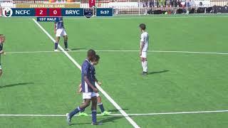 2019 September 15 - U14 - NCFC Boys ECNL vs BRYC