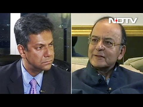 Exclusive: Don't Know Who Is In Charge In Pakistan, Arun Jaitley Tells NDTV
